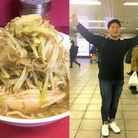 ラーメン二郎に同行してくれる「レンタル二郎食べる人」と、ひばりケ丘店を初体験