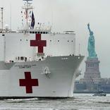 ニューヨークの救命医師から悲痛な声「水を飲むためにマスクを外すのも恐ろしい」