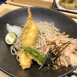 【注目】丸亀製麺の新業態は日本そば!「天ぷらそば唐さわ」がさすがの安定感