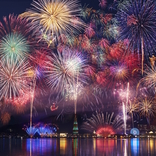 【日本全国の花火大会:4月開催日順】春の夜空に打ち上がる花火が見たい