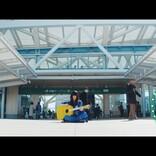 さユり、山手線駅の路上を循環!原点回帰の弾き語りアルバム「め」トレーラー映像公開!