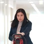 『ハケンの品格』初映像解禁 篠原涼子が大泉洋に「このくるくるパーマ…」