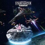 『スター・ウォーズ』初のスマホ向けフライトシューティングゲーム発表