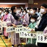 「全日本まくら投げ大会 in 伊東温泉」が開催 国内外から注目集める新スポーツ、畠山愛理さんも参加