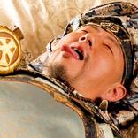 【au三太郎】大黒天・荒川良々、夢の中でペロペロしすぎ!? 桐谷健太「これは多分使えないな~」<au PAY> 新CM『寝言』篇+メイキング