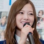 乃木坂46・白石麻衣、卒業前ラスト『Mステ』出演に反響「ありがとう」「最高」