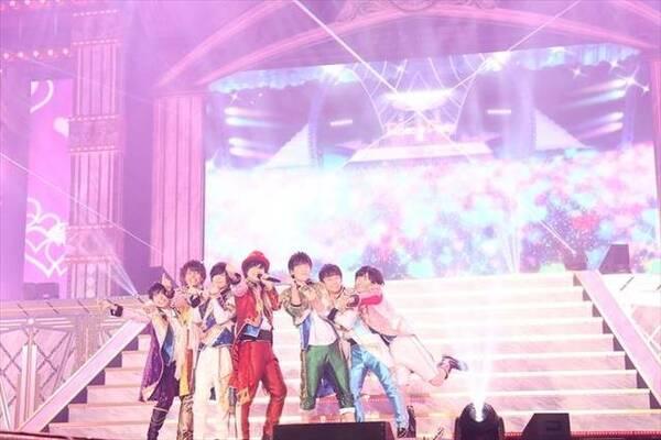 【速報】寺島惇太、斉藤壮馬らが『キンプリ』ライブに集結!「KING OF PRISM SUPER LIVE Shiny Seven Stars! 」 numan