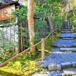 「祇王寺」の小さなお庭で四季の美と心通わすひとときを【京都・奥嵯峨】
