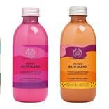 【ザ・ボディショップ】が、規格外で廃棄されるフルーツや野菜を活用した入浴剤「バスブレンド」を数量限定で発売!