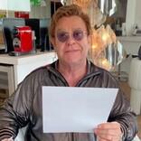 コロナの医療崩壊からHIV感染者を守れ! エルトン・ジョンが緊急基金立ち上げ、1億円超を寄付