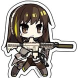 銃器を擬人化したデフォルメアニメ「どるふろ-癒やし編」とは?