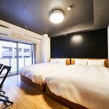 楽天LIFULL STAY、中長期滞在型宿泊施設「Rakuten STAY CONDOMINIUM 東心斎橋」をオープン