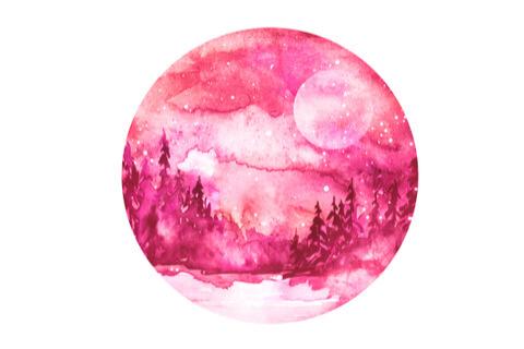 4月8日、スーパームーンの満月が伝える「人間関係」の大切さ