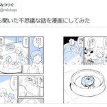 猫は人間の言葉を理解している? 不思議な体験談漫画がTwitterで大反響