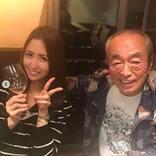 志村けんとのLINEを公開した「最後の女性」のインスタにある違和感