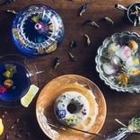 自宅で花カフェ気分!お花の焼きドーナツ「gmgm」オンラインショップOPEN