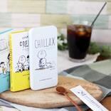 【新発売】スヌーピーの「アイスコーヒー」が可愛い缶ケースで登場