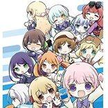 TCGが大好きな12人の少女たちが可愛すぎ!ショートアニメ「りばあす」