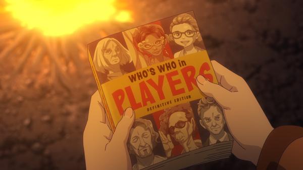 第2話より (C)1st PLACE・スロウカーブ・Story Riders/LISTENERS製作委員会