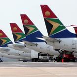 南アフリカ航空、邦人退避のチャーター便運航 ヨハネスブルグ発成田行き