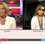 YOSHIKI 英BBCワールドニュースに生出演、仲間やファンに対する想いを語る