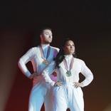 サム・スミスがデミ・ロヴァートとタッグを組んだ新曲MVで様々なスポーツ競技に挑戦