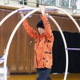 鈴木拡樹「先生、意外とスパルタですね……!」2.5次元男子推しTV、第4回はスポーツに挑戦!?