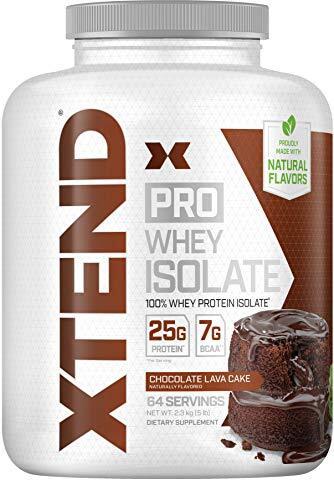 Scivation Xtend Pro Isolate Whey Protein with Bcaa Chocolate Lava Cake 5lb エクステンドプロ アイソレートホエイプロテイン チョコレートラバケーキ 2.3KG [海外直送品]