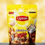 【コラボ】紅茶の「リプトン」がポップコーンに!? 『マイクプレミアム リプトン ミルクティー味』