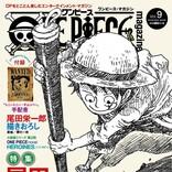 「ONE PIECE magazine Vol.9」4.24発売 ヒロアカ・堀越耕平描き下ろしイラスト収録