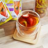 紅茶とタンブラーのリプトン限定キットが可愛い!フルーツインティーの実食ルポもね