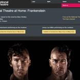 ナショナル・シアター・アット・ホーム『フランケンシュタイン』『アントニーとクレオパトラ』の配信が決定