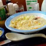 『リンガーハット』にちゃんぽんを食べに行ったら… テーブル右側に置かれたものに驚愕