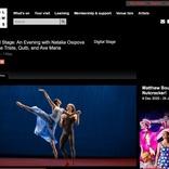 英サドラーズ・ウェルズ劇場がナタリア・オシポワの作品映像を期間限定で公開 大石裕香振付作品ほか3つのプログラム