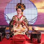 奈緒、艶やかな花魁姿の新カット解禁、『みをつくし料理帖』松本穂香との関係性語る