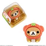 【イチゴになりきったリラックマ!?】かわいい和菓子がローソンに登場!