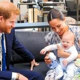 ヘンリー王子夫妻、愛息子アーチーくんとLAの新居で自主隔離生活