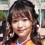 同期を圧倒する森香澄の踊るFカップ/人気女子アナ食べごろバストの艶(2)