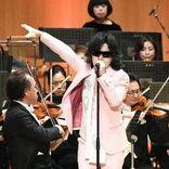 Toshl『題名のない音楽会』に初出演、オーケストラをバックに熱唱
