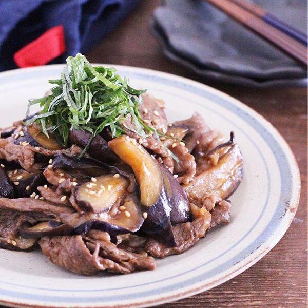 牛肉の人気レシピ11