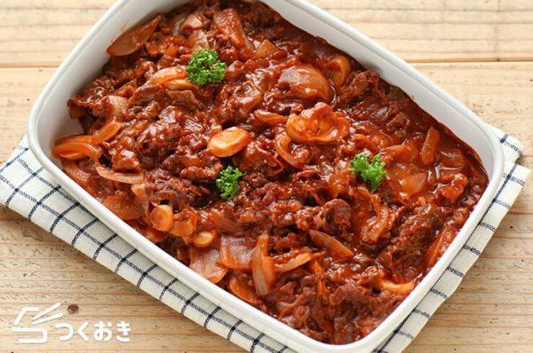 牛肉の人気レシピ19