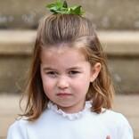 英シャーロット王女が5歳に! キャサリン妃が撮影したポートレート公開&追加ショットも