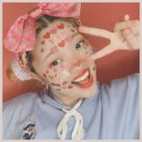 JKの間で大流行中!おうちでインスタ映え出来る「#顔面シール」をご紹介!