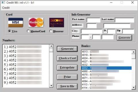 タレントも被害「クレジットカード詐欺」の手口
