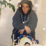 DJ KOO「20年前はこんなお父さん」赤ちゃんとの2SHOTに「若い!!」「ファンキーなパパ」