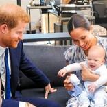 祝1歳! へンリー王子夫妻の息子アーチー君の動画が激カワ 英王室から祝福コメントも