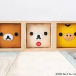 『リラックマ』と伝統工芸の融合! 新たなハンドクラフト「押絵箱板」が登場!