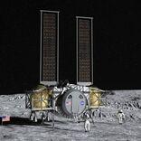 NASAが2024年の月探索に向けて3つの宇宙船コンセプトに資金提供