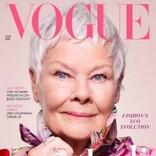 『VOGUE』史上最年長! 85歳で表紙を飾った女優ジュディ・デンチ 「ディナーパーティーで誰を誘う?」にお茶目な回答