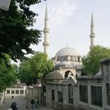 【世界のカフェ】イスタンブールの聖地エユップの丘の上にあるカフェ「ピエールロティのチャイハネ」